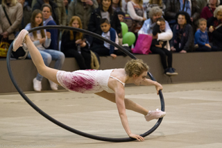 Cyr-Wheel Contest 2017, Svea Hüning