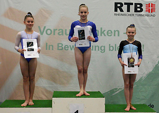 Pre-Olympic-Youth-Cup 2020, Siegerehrung AK 13